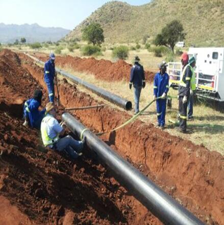 South Africa(Anglo American)water supply project