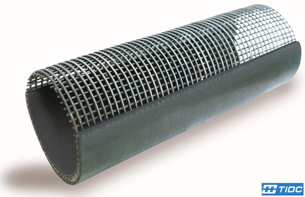 Steel Mesh Reinforced Pe Pipe